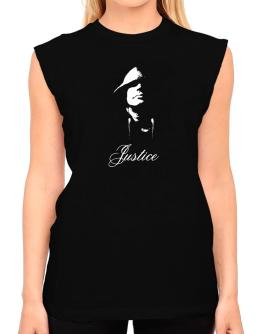 Justice T-Shirt - Sleeveless-Womens