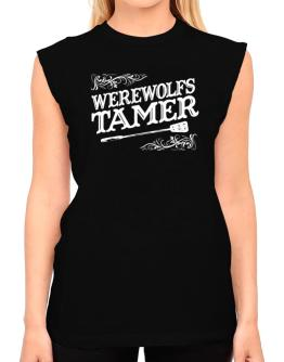 Werewolfs tamer T-Shirt - Sleeveless-Womens