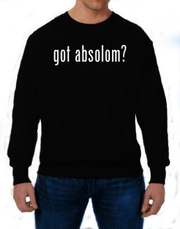 Got Absolom? Sweatshirt