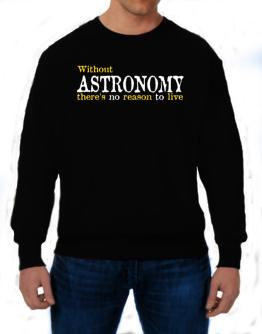 Polera de Without Astronomy There