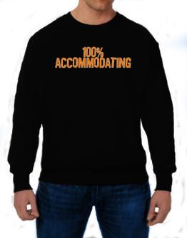 100% Accommodating Sweatshirt