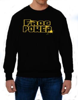 Frog Power Sweatshirt