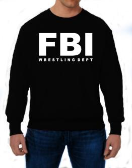 Fbi Dept Wrestling Sweatshirt