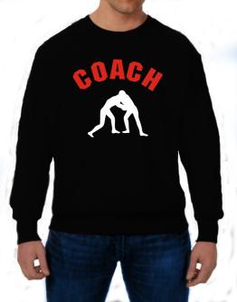 Wrestling Coach Sweatshirt