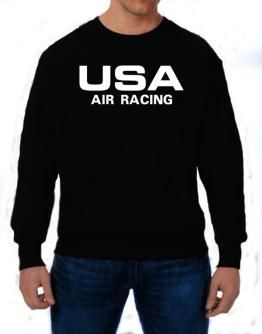 Usa Air Racing / Athletic America Sweatshirt