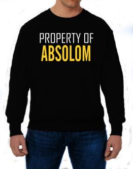 Property Of Absolom Sweatshirt