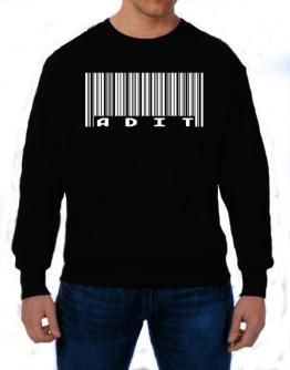 Bar Code Adit Sweatshirt