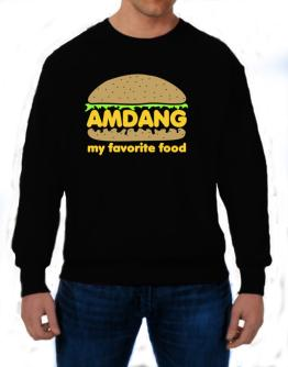 Amdang My Favorite Food Sweatshirt