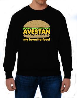 Avestan My Favorite Food Sweatshirt