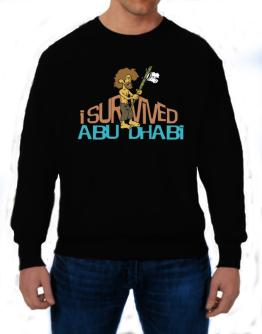 I Survived Abu Dhabi Sweatshirt