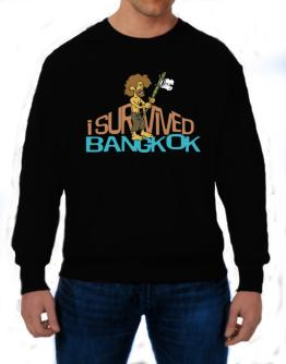 I Survived Bangkok Sweatshirt