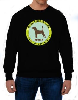 Beagle - Wiggle Butts Club Sweatshirt