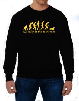 Evolution Of The Dachshund Sweatshirt
