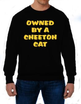 Owned By S Cheetoh Sweatshirt
