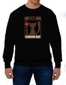 Cat Lover - Cornish Rex Sweatshirt
