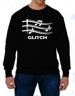 Glitch - Musical Notes Sweatshirt