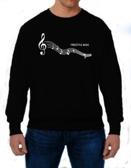 Freestyle Music - Notes Sweatshirt