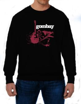 Gombay - Feel The Music Sweatshirt