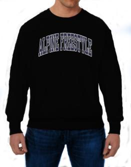 Alpine Freestyle Athletic Dept Sweatshirt