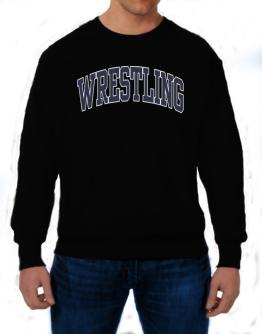 Wrestling Athletic Dept Sweatshirt