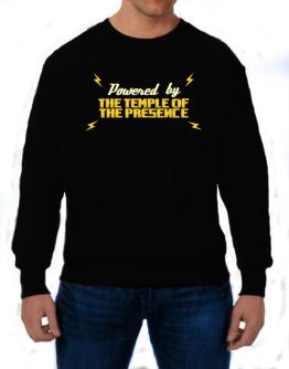 Powered By The Temple Of The Presence Sweatshirt