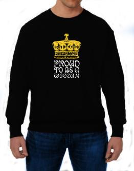 Proud To Be A Wiccan Sweatshirt