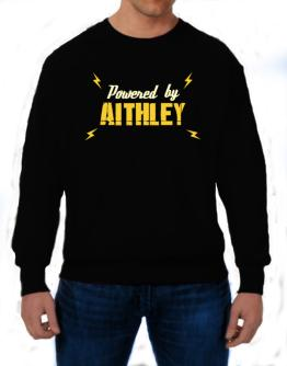 Powered By Aithley Sweatshirt