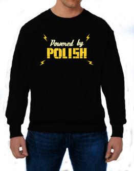 Powered By Polish Sweatshirt