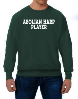 Aeolian Harp Player - Simple Sweatshirt