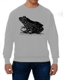 Frog sketch Sweatshirt