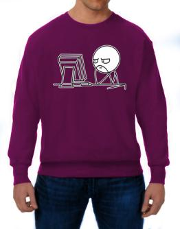 Computer guy Sweatshirt
