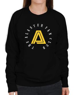 The Alaster Fan Club Sweatshirt-Womens