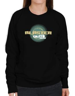 Alaster Just Style Sweatshirt-Womens
