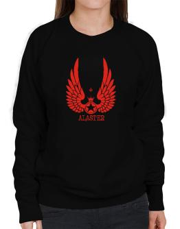 Alaster - Wings Sweatshirt-Womens