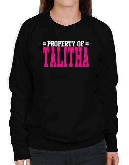 Property Of Talitha Sweatshirt-Womens