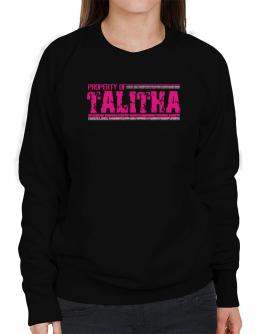 Property Of Talitha - Vintage Sweatshirt-Womens