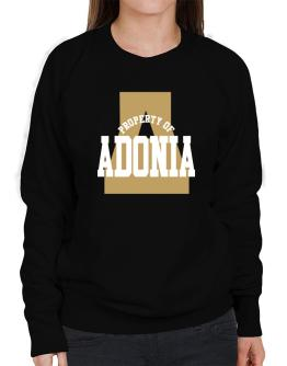 Property Of Adonia Sweatshirt-Womens