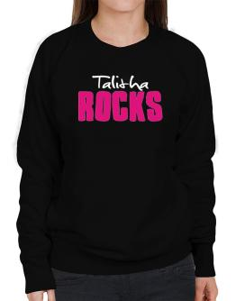 Talitha Rocks Sweatshirt-Womens