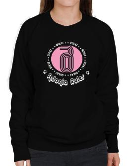 Adonia Rules Sweatshirt-Womens
