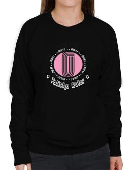Talitha Rules Sweatshirt-Womens