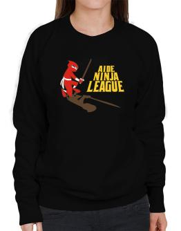 Aide Ninja League Sweatshirt-Womens
