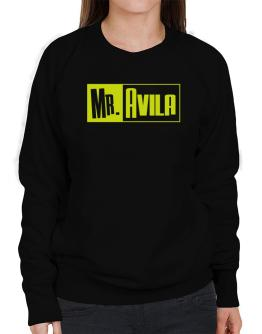 Mr. Avila Sweatshirt-Womens