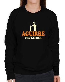 Aguirre The Father Sweatshirt-Womens