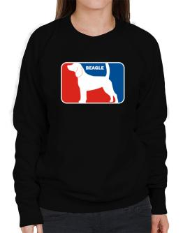 Beagle Sports Logo Sweatshirt-Womens