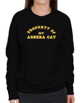 Property Of My Ashera Sweatshirt-Womens