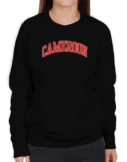 Cameroon - Simple Sweatshirt-Womens