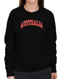Australia - Simple Sweatshirt-Womens
