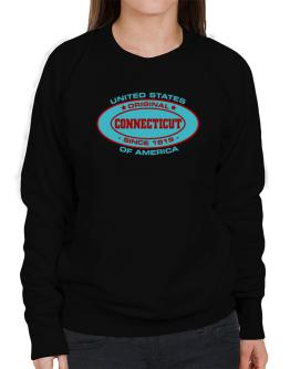 Original Connecticut Since Sweatshirt-Womens