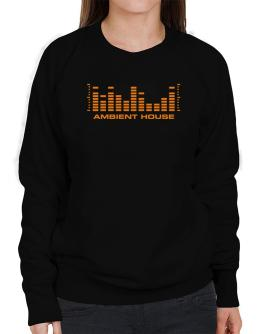 Ambient House - Equalizer Sweatshirt-Womens