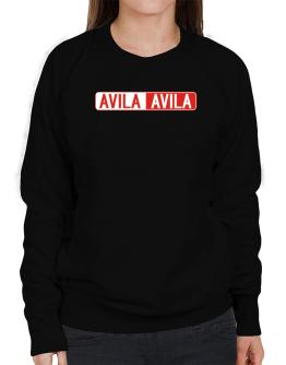 Negative Avila Sweatshirt-Womens